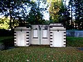 Old WC toilet in Pontypridd park what a shame that RTC don't look after there blinding in the park - panoramio.jpg