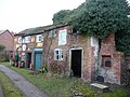 Old workshops and outbuildings at Longden, Shropshire, England.jpg