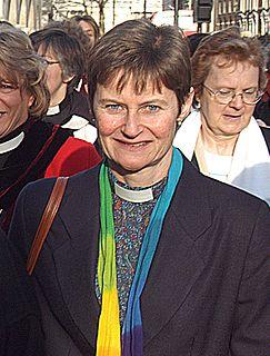 Olivia Graham British Archdeacon