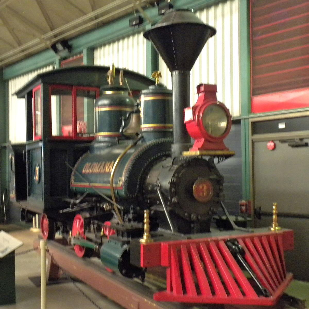 Olomana (locomotive) - Wikipedia