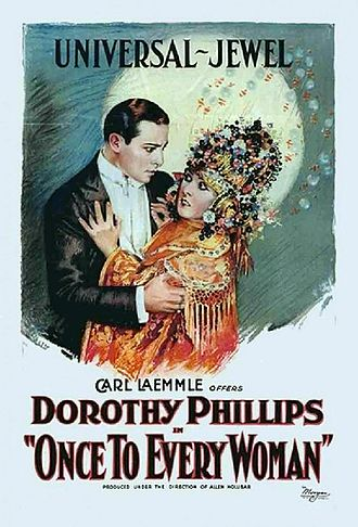 Once to Every Woman (1920 film) - Image: Once to Every Woman poster