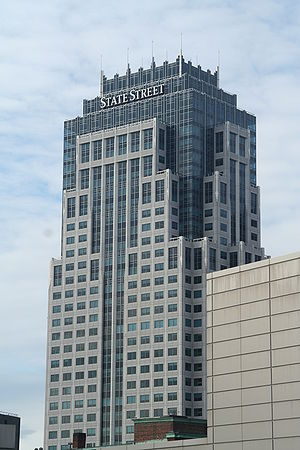 State Street Corporation - State Street's corporate headquarters located in Boston, Massachusetts. (2006)