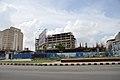 One Rajarhat Apartment Complex Under Construction - Major Arterial Road - Rajarhat - Kolkata 2017-08-08 3906.JPG