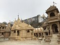 One of the Nav Took Temple at Shatrunjay Theerth, Palitana, Bhavnagar, Gujarat.jpg