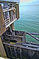 Oosterscheldekering, the largest of thirteen Delta Works' dams and barriers. 10.jpg