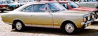 Opel Commodore Coupé 1969