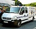 Opel Movano, stor hundevogn tilhørende det danske politi.jpg