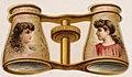 Opera glasses, from the Novelties series (N228, Type 3) issued by Kinney Bros. MET DPB874819.jpg