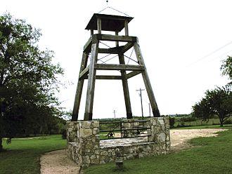 Independence, Texas - Original Site of Baylor University