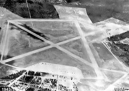 Oscoda Army Airfield, 1943 - Wurtsmith Air Force Base