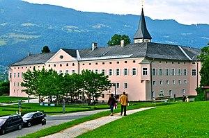 Ossiach - Ossiach Abbey