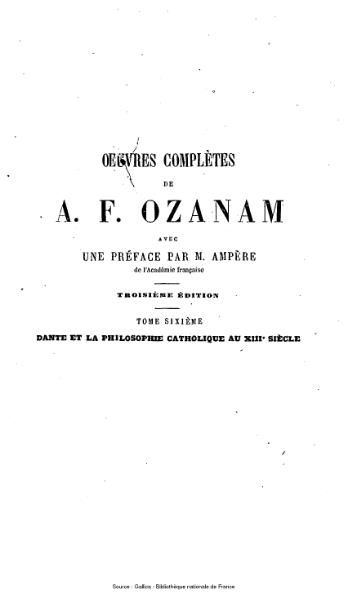 File:Ozanam - Œuvres complètes, 3e éd, tome 6.djvu