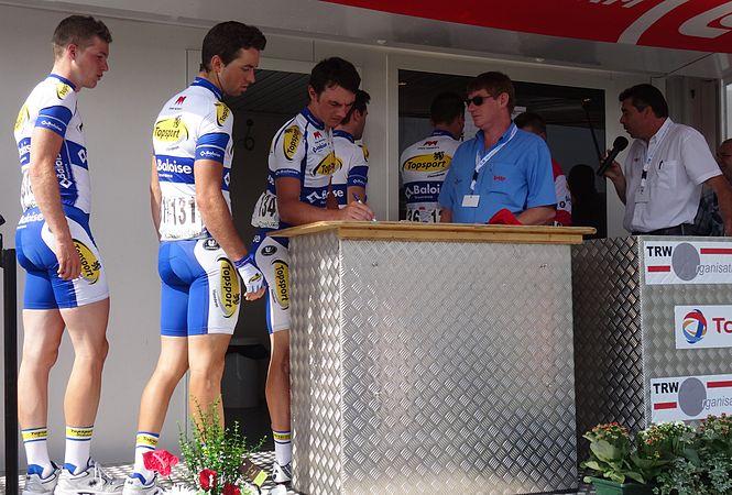 Péronnes-lez-Antoing (Antoing) - Tour de Wallonie, étape 2, 27 juillet 2014, départ (C055).JPG