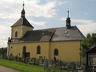 Písečná (Ústí nad Orlicí District) Municipality in Pardubice, Czech Republic