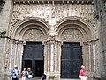 Pórtico de las Platerías de la Catedral de Santiago de Compostela.JPG