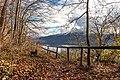 Pörtschach Leonstein Gloriettenweg Wörther See und Pyramidenkogel 28112019 7566.jpg