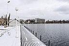 Pörtschach Werzer-Esplanade mit Werzer-Bootshaus und Parkhotel 20112018 5442.jpg