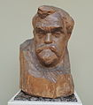 P.P. Konchalovskiy by Konenkov (1903-4, Tretyakov gallery) 02 by shakko.JPG