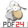 PDF24 Creator application logo