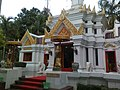 PHRA MAEYA SHRINE ENTRANCE ON THE SOUTH WITH 2 REPLICAS OF PHRA MAEYA - panoramio.jpg