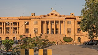 Sindh High Court highest judicial institution of the province of Sindh