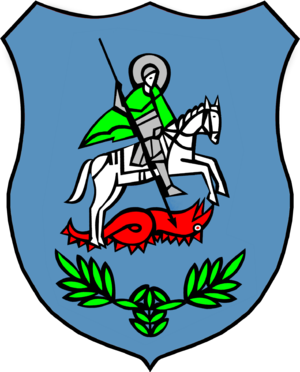 Jasienica, Silesian Voivodeship - Image: POL Jasienica COA