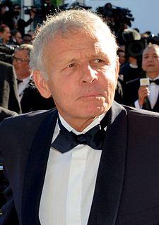 Patrick Poivre dArvor French TV journalist and writer