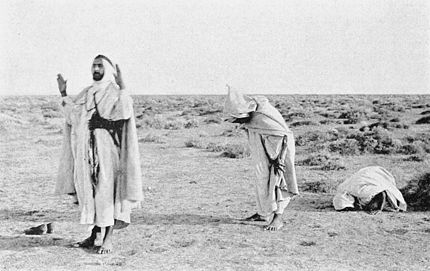 PSM V53 D198 Praying in the desert.jpg
