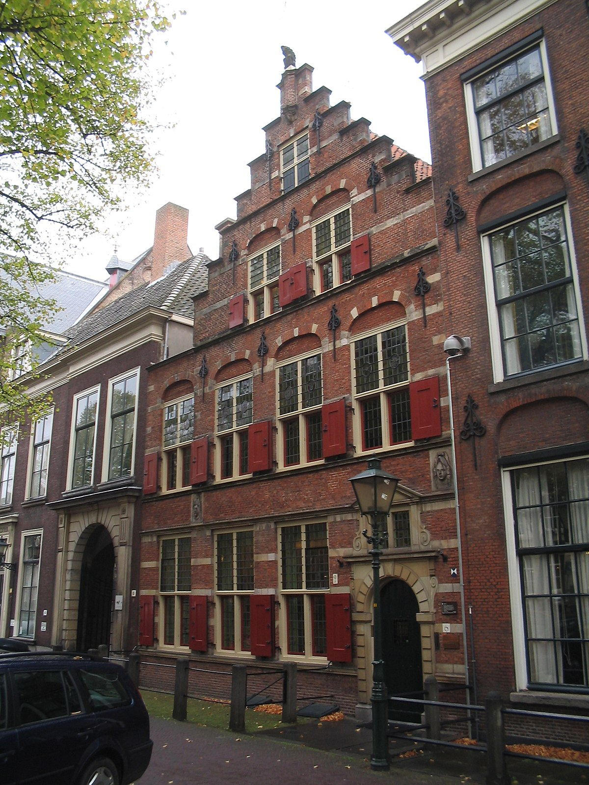 pageshuis wikipedia