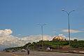 Pakistan Monument,Islamabad by Usman Ghani.jpg
