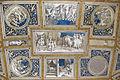 Palazzo costabili, sala delle storie di giuseppe, affreschi di un aiutante del garofalo 02.JPG