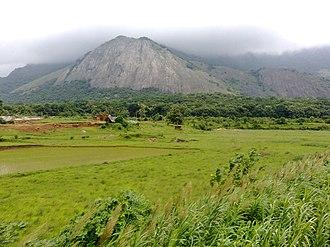 Palakkad Gap - Image: Palghat Gap 2