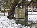 Památník K. H. Máchy na náměstí v Bělé pod Bezdězem (Q66564779) 02.jpg