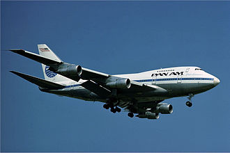 Boeing 747SP - Boeing 747SP of launch customer Pan American World Airways