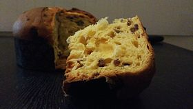 Image illustrative de l'article Panettone