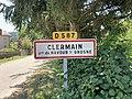 Panneau entrée Clermain Navour Grosne 3.jpg