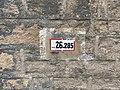 Panonceau PK 26,285 Route N433 Route Pont Veyle Replonges 2.jpg