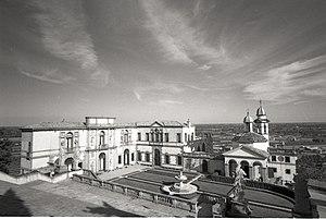 Villa Duodo - Villa Duodo photographed by Paolo Monti in 1967 (Fondo Paolo Monti, BEIC).