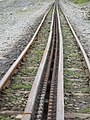 Parallel lines meet at infinity - geograph.org.uk - 878428.jpg