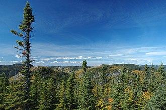 Lac-Pikauba, Quebec - Grands-Jardins National Park