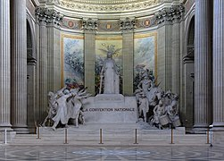 Paris Pantheon sculpture 2010.jpg