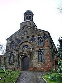 Church of St John the Divine, Holme Chapel - WikiVisually
