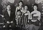 Park Geun-hye's family.jpg