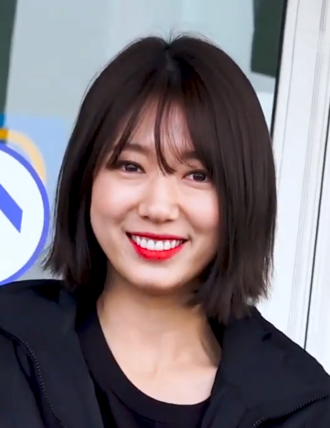 Park Shin-hye - Park in March 2019