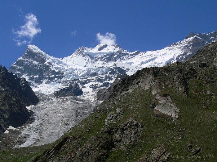 Parkachik Glacier 2