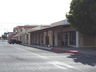 Parker, Arizona Town in Arizona, United States