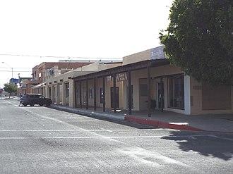 Parker, Arizona - Historic Downtown  Parker