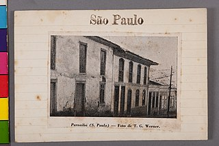 Parnaiba (São Paulo) - Foto de T. G. Werner
