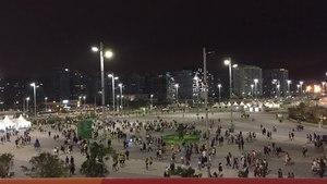 File:Parque Olímpico da Barra da Tijuca - Time Lapse - noite.webm