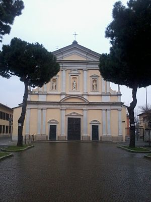 Cisliano - Parish church of St. John the Baptist
